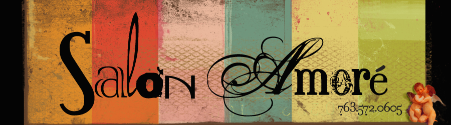 Salone Amore Spa Header